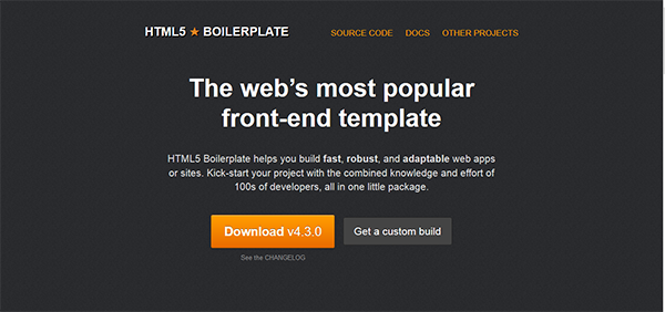 html5-bolierplate